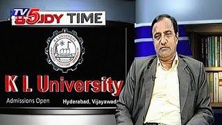 K L University | Difference Between B.Com & B.Com Hons | Study Time | TV5 News