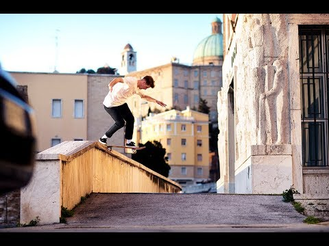 Point of Interest - Ancona and Pescara, Italy - Nick Remon, Sean Smith, Luca Crestani.