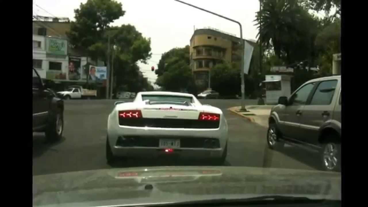 Lamborghini in mexico