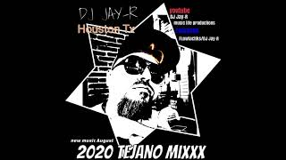 NEW TEJANO MIX AUGUST 2020 by DJ Jay-R