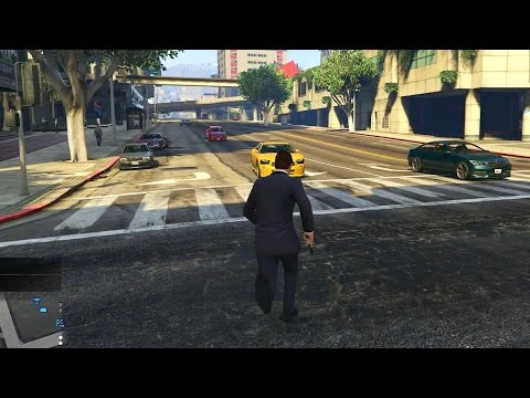 Grand Theft Auto V Online PC Gameplay! [1080p HD @ 60 FPS GTA 5 Multiplayer]