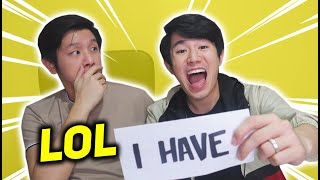 "Never Have I Ever Challenge w/ My Brother | ""lagot ka kay mama"""