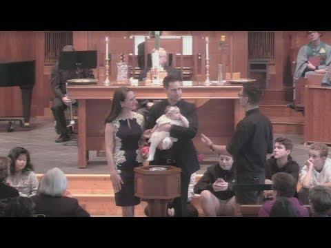 20171105 - West Vancouver United Church Worship Service - Silence