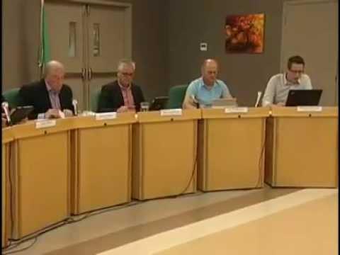 Réunions Publiques - Conseil municipal de L'Ange-Gardien - Juin 2014