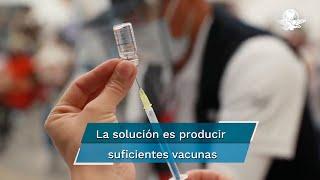 """ara el fundador de Microsoft """"el fin no ha llegado todavía"""", aunque para el virólogo Christian Drosten, las vacunas son la mejor alternativa"""