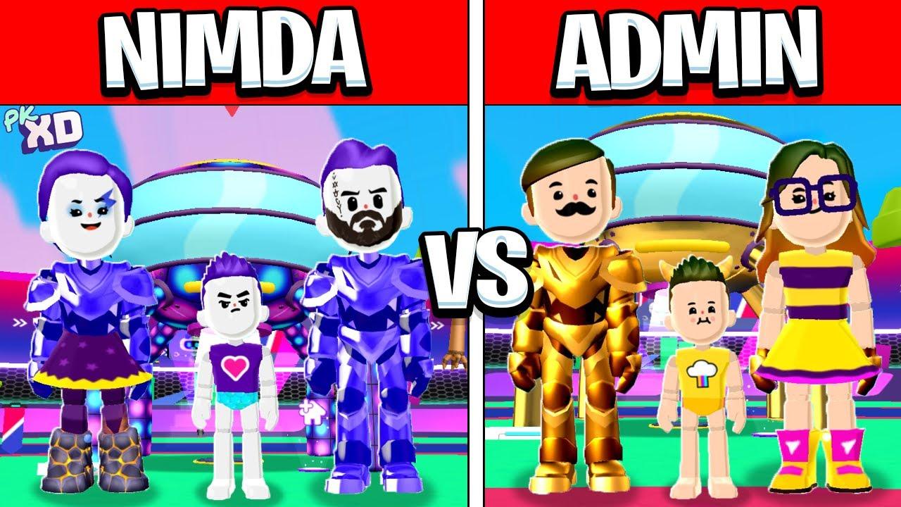 Download FAMILIA ADMIN VS FAMILIA NIMDA NO PK XD