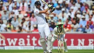 England v Australia highlights, 3rd Test, Day 3 morning, Old Trafford, Investec Ashes