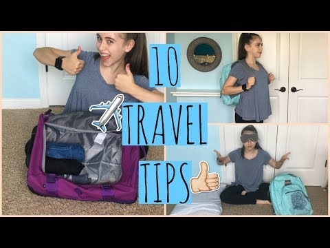 10 Travel Tips Everyone Should Know