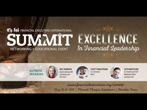 FEI's 2018 Financial Leadership Summit