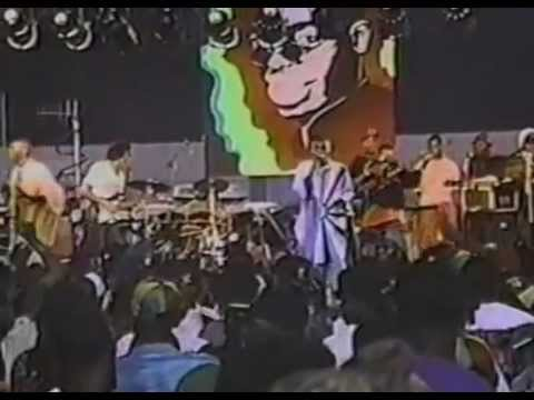 Buju Banton - Live in Nassau - Early 90s- Island Life