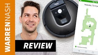 iRobot Roomba 980 Review  Unboxing, Cleaning, Maps & Features