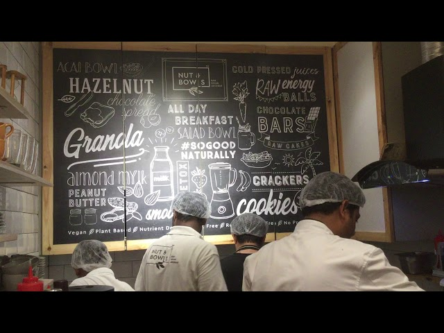 Nut & Bowls Cafe Snapshot
