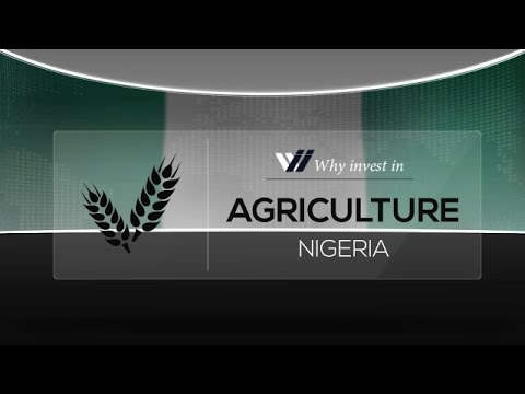 Agriculture  Nigeria - Why invest in 2015