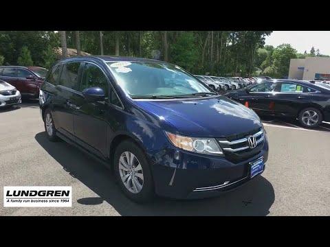 2015 Honda Odyssey Greenfield, Keene, Brattleboro, Northampton,  Springfield, MA A18156