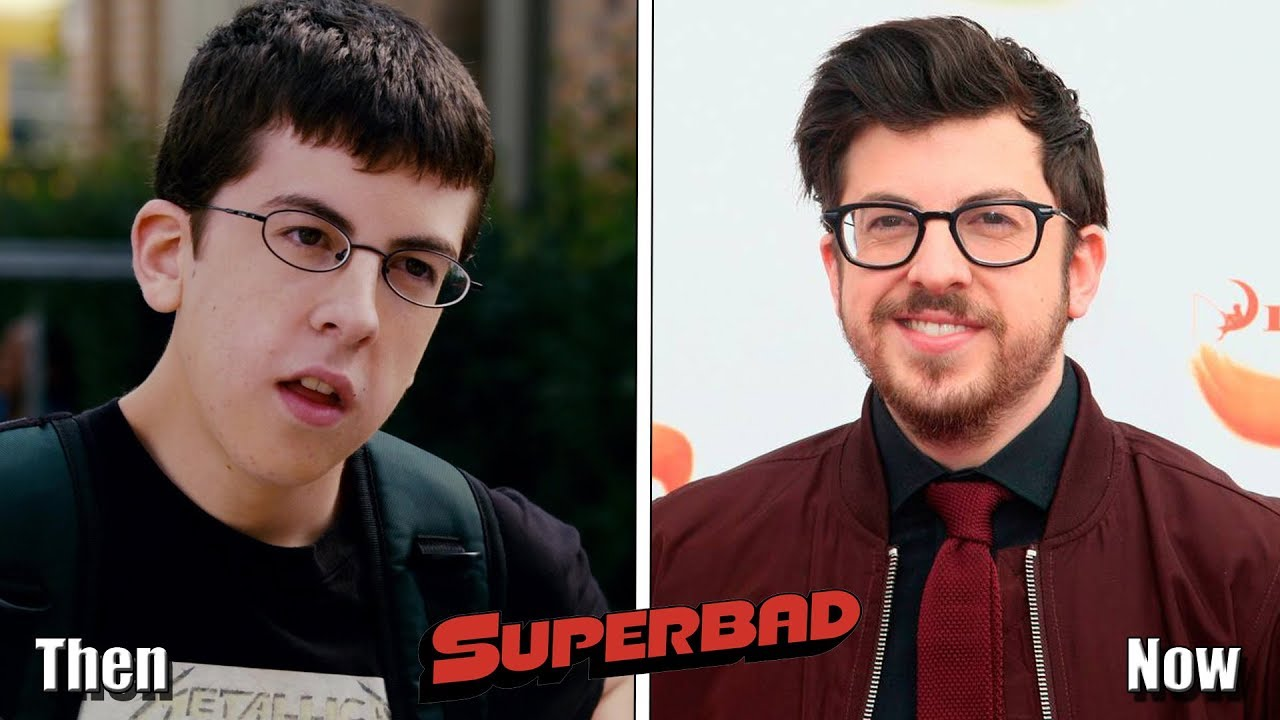 Superbad 2007 Cast Then And Now 2019 Before And After Youtube