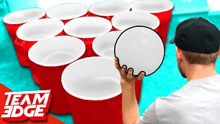 Repeat youtube video Giant Cup Pong!!