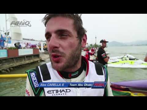 F1H2O Grand Prix of CHINA 2015   Highlights