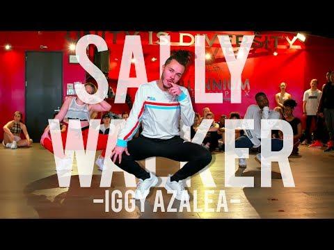 Iggy Azalea - Sally Walker  Hamilton Evans Choreography
