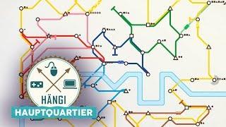 Mini Metro mit Florentin & Fabian Kr. | 21.09.2018