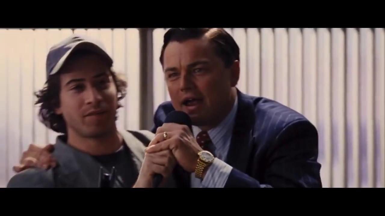 Sueño áspero alimentar Mirilla  The Wolf of Wall Street Steve Madden Scene - YouTube