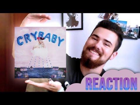 MELANIE MARTINEZ - CRY BABY | ALBUM REACTION / REACCIÓN | MR.GEORGE