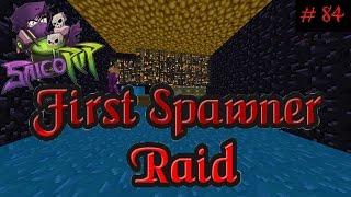 First Spawner Raid Of The Reset?! SaicoPvP [Magma Realm]  # 84