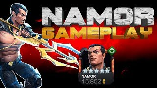 ¡EL NUEVO REY DE MARVEL CONTEST OF CHAMPIONS! 5 Star Namor Gameplay