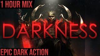 DARKNESS | 1 HOUR of Epic Dark Dramatic Sinister Villainous Music