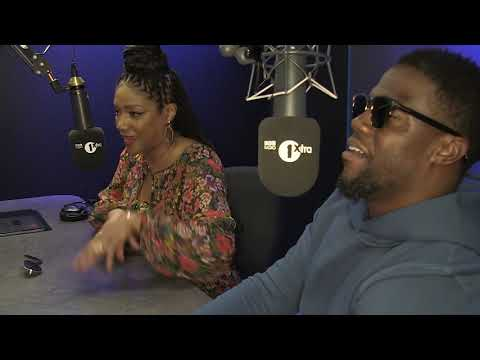 Kevin Hart missed out on kissing Halle Berry  Dotty 1Xtra