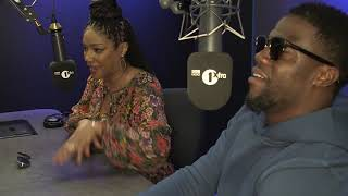 Kevin Hart missed out on kissing Halle Berry - Dotty 1Xtra