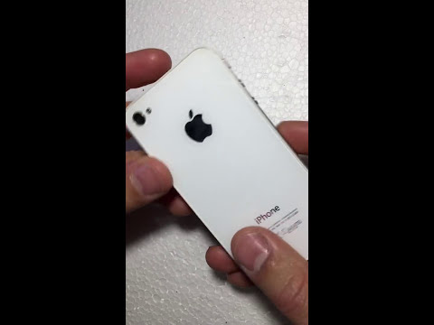 How To Open Iphone 4s