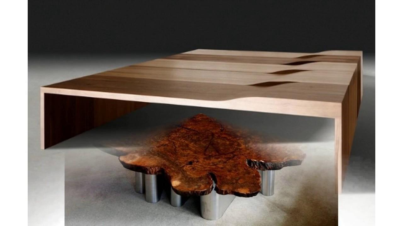 Ideas modernas de muebles de madera YouTube