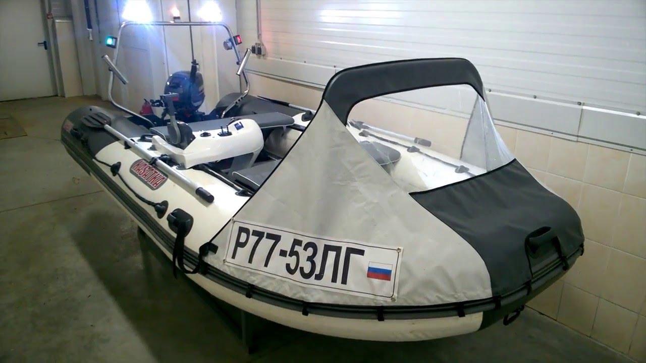 модельный ряд лодок пвх касатка