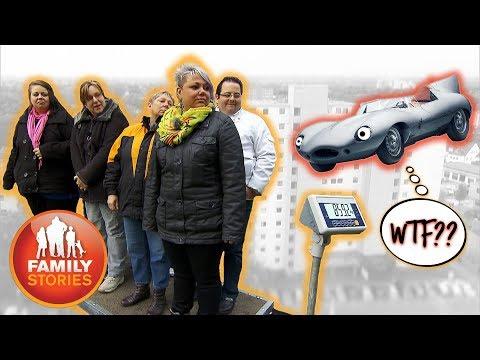 So schwer wie ein Auto|Ein Block nimmt ab | Family Stories
