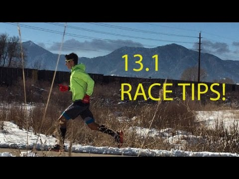 HALF MARATHON PACING AND NUTRITION STRATEGY: TIPS AND ADVICE BY SAGE RUNNING