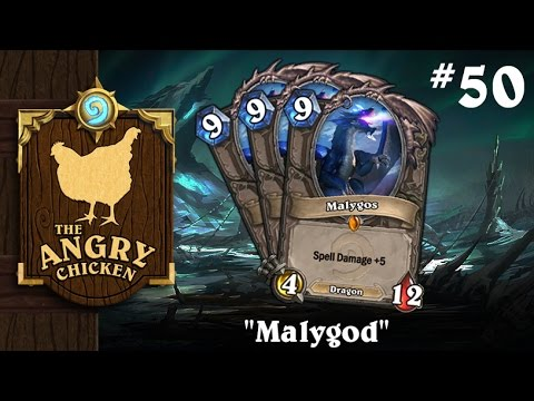 "#50 - The Angry Chicken: ""Malygod"""