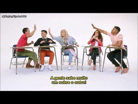 Five Points cast fala sobre filmes, séries e crushes (Legendado)