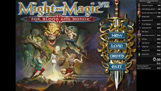 Might and Magic VII: For Blood and Honor RTA Any% Speedrun in 48m47s