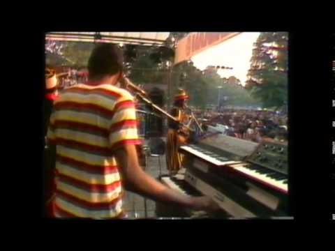 Steel Pulse Vondelpark Amsterdam 2-8-1980