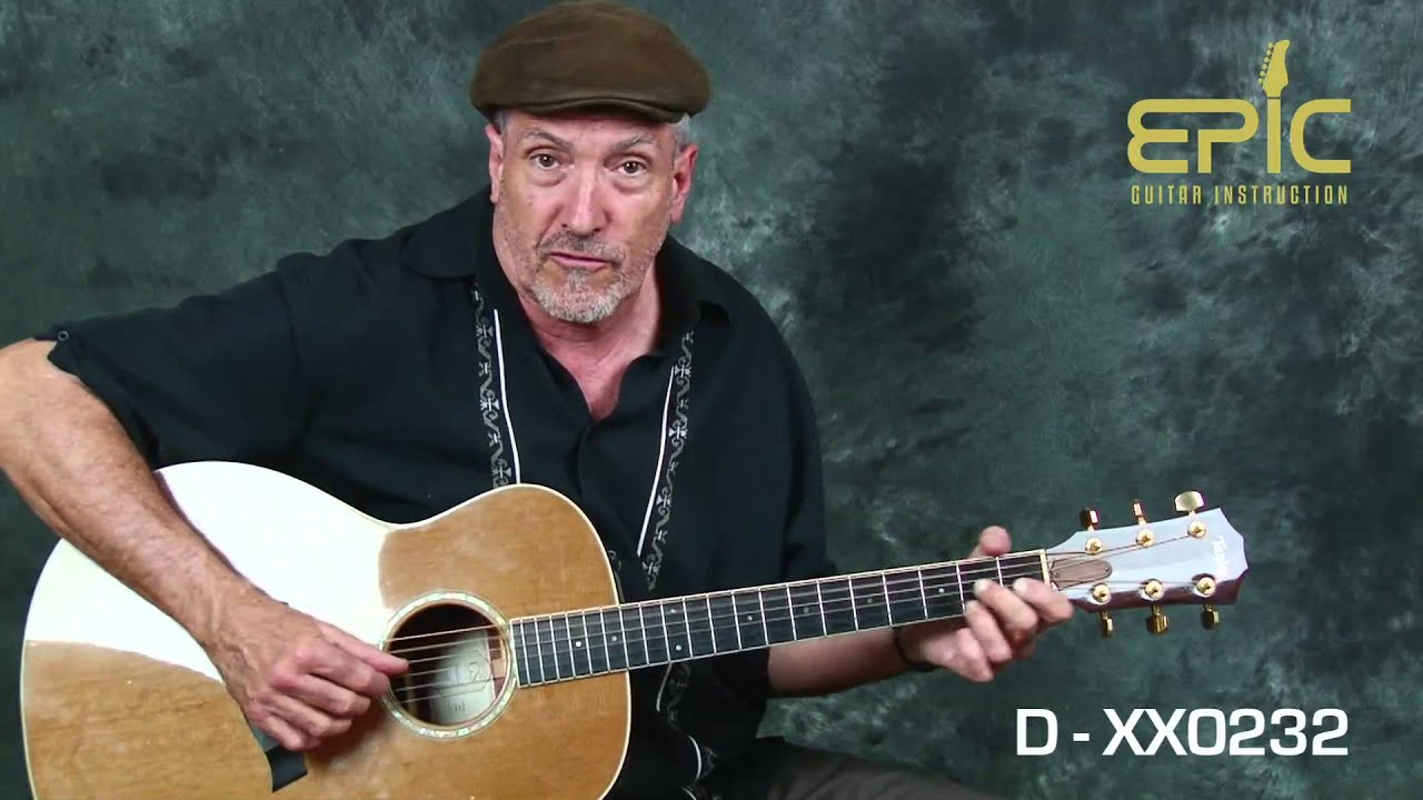 Classic Country Guitar Lesson Hank Williams Im So Lonesome I Could