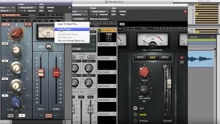 How to Copy and Paste Waves Plugins, Presets and Chains