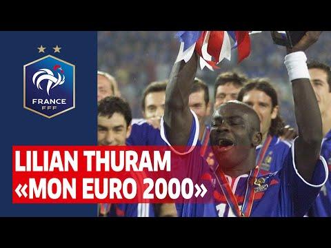 "Lilian Thuram : ""Mon Euro 2000"", Equipe de France I FFF 2020"