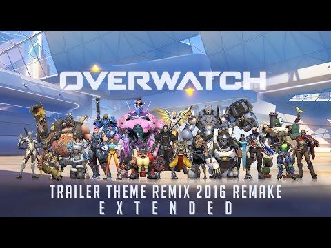 Overwatch - Trailer Theme 2016 Orchestral...