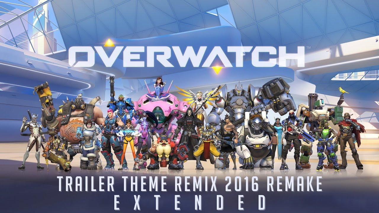 Google themes overwatch - Overwatch Trailer Theme 2016 Orchestral Remix Extended