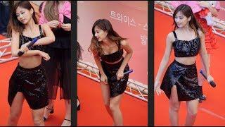"""180722 트와이스 (TWICE) """"Dance The Night Away"""" [쯔위] Tzuyu 직캠 Fancam (트와이스팬사인회 하남스타필드) by Mera"""