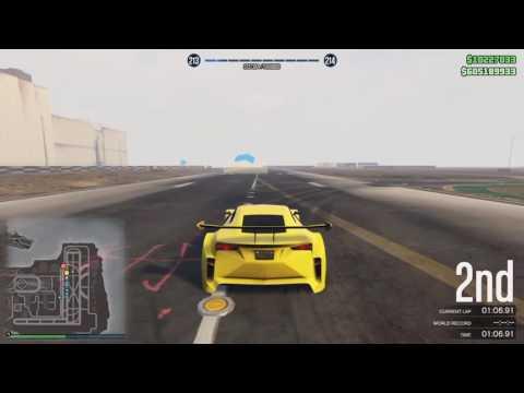 VS CS2 Race 04 Airport Speedway