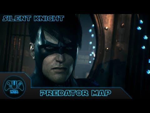 Batman Arkham Knight - Nightwing - Silent Knight