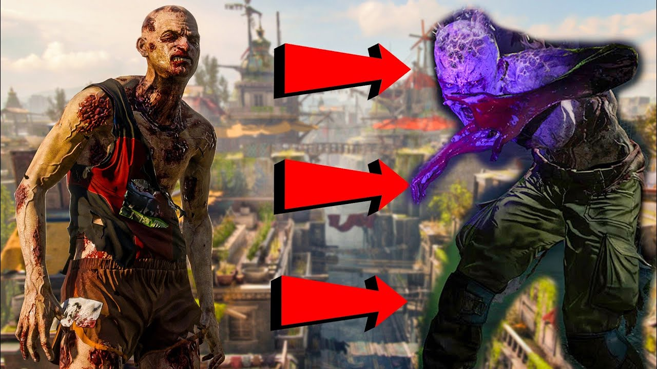 Evolution Of The Harran Virus...Will it be airborne in Dying Light 2? thumbnail