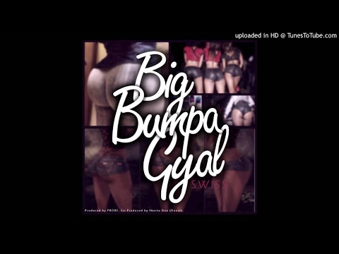 Stashment - Big Bumpa Gyal [ DanceHall ] 2017 [HD]
