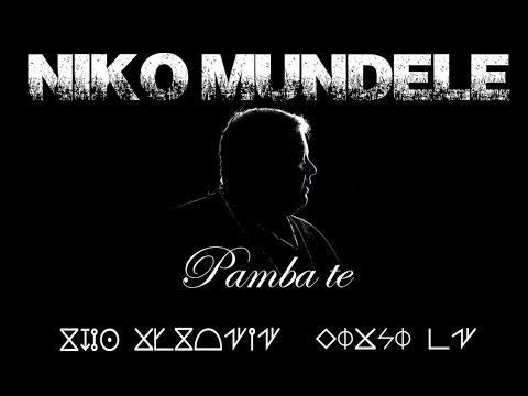 Niko Mundele - Pamba Té ( Feat Gets Lion ) Full HD